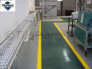 Antibacterial Floor Surfaces