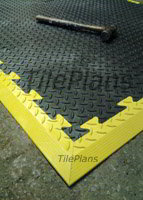 commercial floor tiles antislip